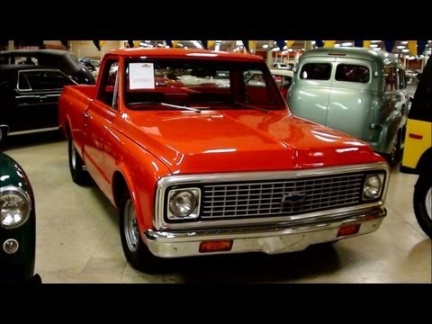 1972 Chevrolet C10 Shortbed Pickup
