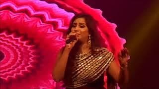 Ghoomar Shreya Ghoshal 26th Jan 2018 Beyond Barriers St Xavier 39 S Kolkata