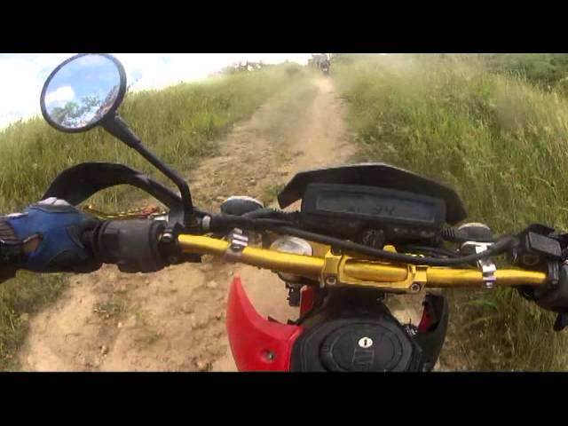 Enduro Madness Pattaya Thailand - Fast dirt bike tour!