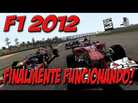 F1 2012 Finalmente funcionando no ULTRA