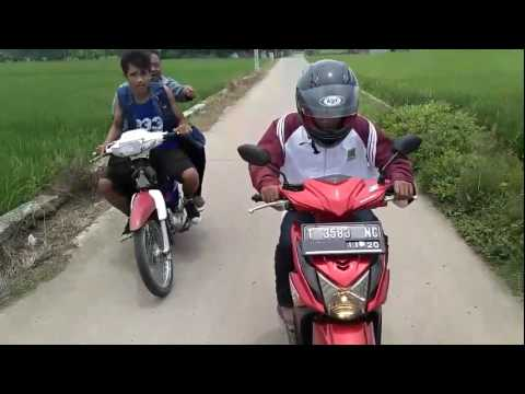 The Preman Tobat. Karya anak TKR 4 SMK PGRI TELAGASARI