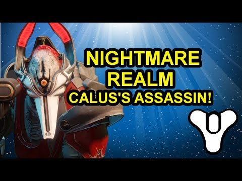 Destiny 2 Lore Feltroc, Shadow of Calus