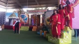 Mount Kenya Uni Drama 1. Kenya National Drama Festival 2017