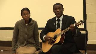 Behold He is Coming Soon - Chiowotu & Kimberly - Advent Vision