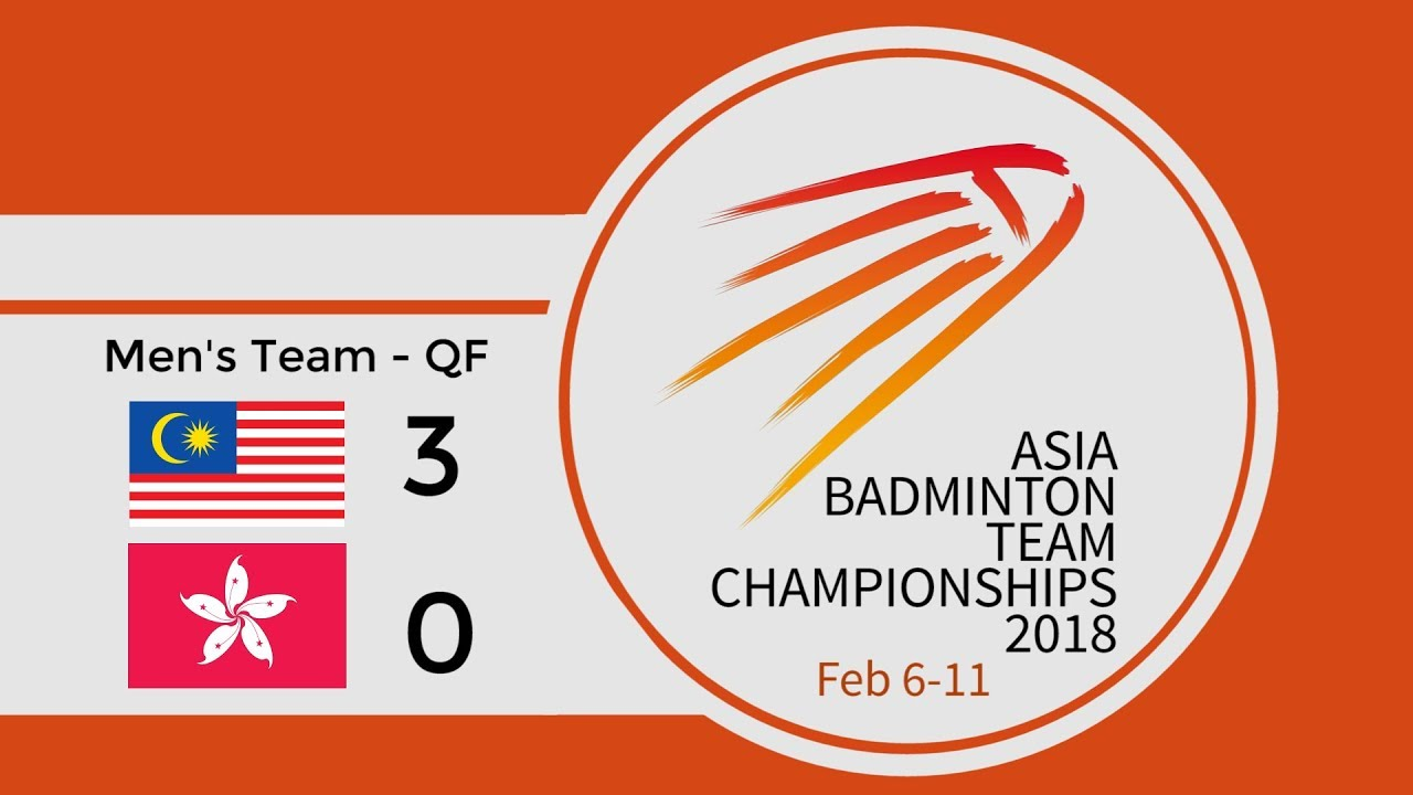 Malaysia seal Thomas Cup finals spot by beating Hong Kong