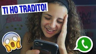 Download HO TRADITO IL MIO RAGAZZO! | SCHERZO EPICO | SIVI SHOW 3Gp Mp4
