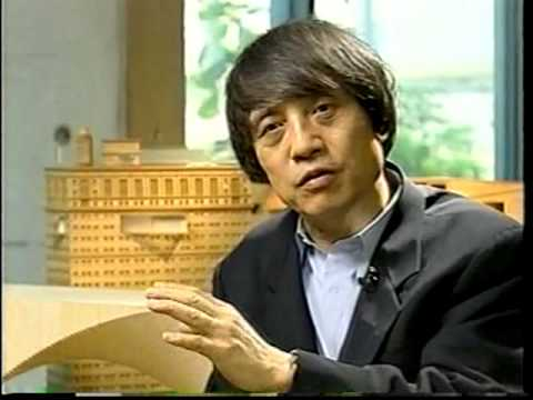 CNN Talk Asia Program-   Japanese Architect, Tadao Ando 安藤 忠雄, 2/3