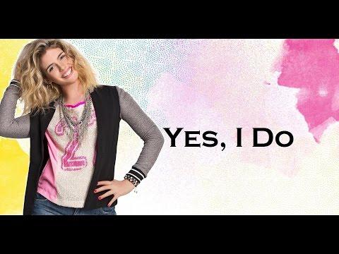 Soy Luna 2 - Letra Yes, I Do