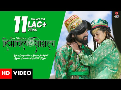 Latest Himachali Song | Himachal Shobhla | Inderjeet | Charu Sharma | Official Video | iSur Studios