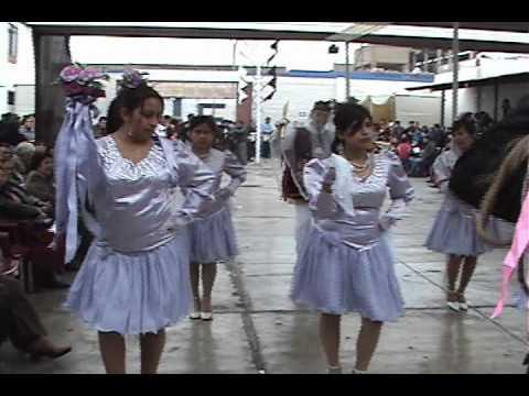 Pallas Mayores de la Virgen del Carmen, 2010. Llata, Huamal�es, Hu�nuco, Per�.