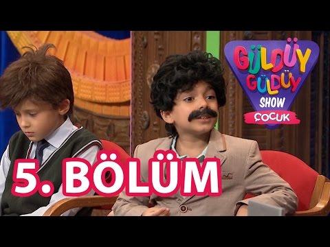 Güldüy Güldüy Show Çocuk 5. Bölüm Tek Parça Full HD (12 Ağustos Cuma)