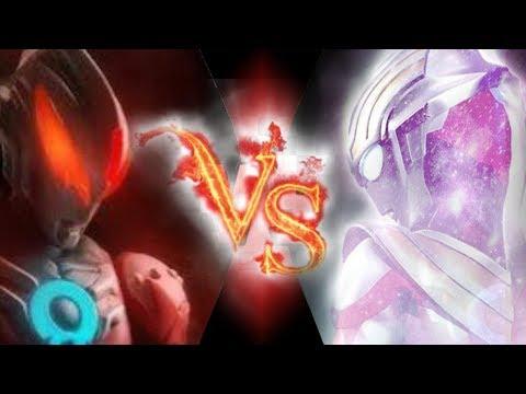 Ultraman Orb Thunder Breaster (Ultra HD) VS Ultraman Orb Spacium Zepelion HD