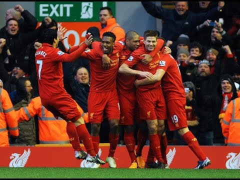 Liverpool 3 - 2 Tottenham