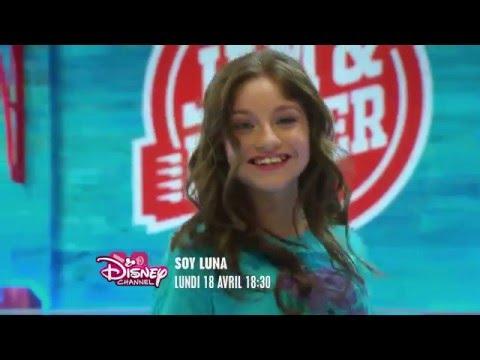 Soy Luna : Qui est Luna ? - Lundi 18 avril à 18h30 sur Disney Channel !