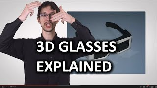 3D Glasses and Screens as Fast As Possible