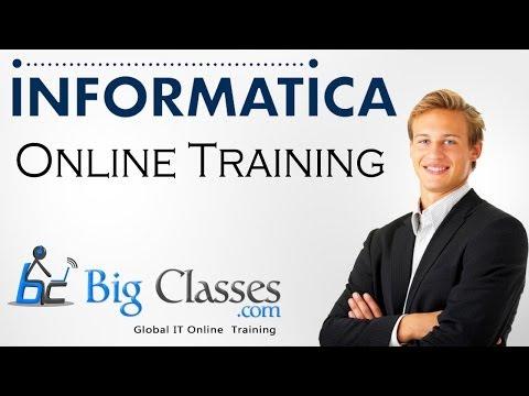 Informatica Online Course   Informatica Online Training - Videos