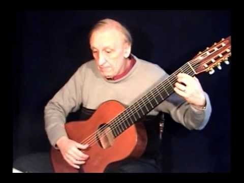 Johann Sebastian Bach - Allemande BWV 995 by Cesar Amaro