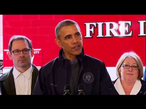 Obama to Oso: We'll Be Here As Long As It Takes klip izle