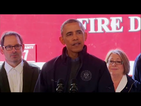 Obama to Oso: We'll Be Here As Long As It Takes