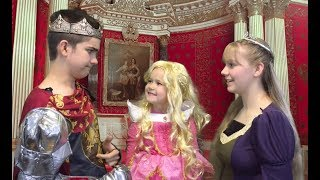 Download SLEEPING BEAUTY - BEST KIDS FAIRY TALE MOVIE! SO FUNNY!! TOP STORY FOR CHILDREN! 3Gp Mp4