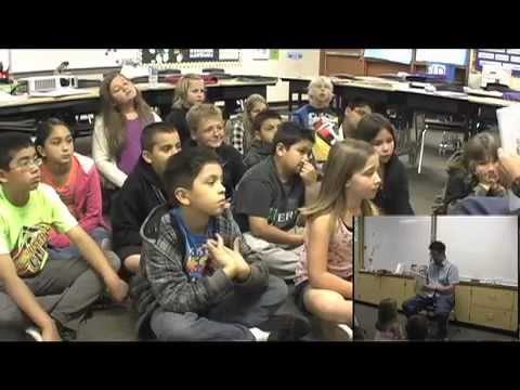 Common Core: Tim Bedley Read Aloud