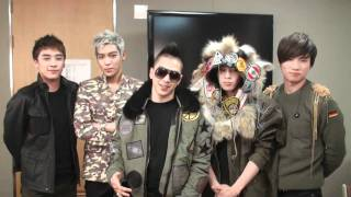 BIGBANG : My YouTube Campaign Participation Comment.