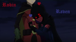 Raven &  Robin   Can you feel my heart