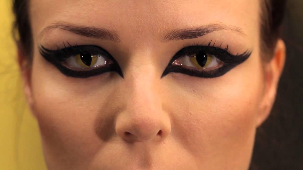 Yellow Eye Lenses Yellow Cat Eye Coloured