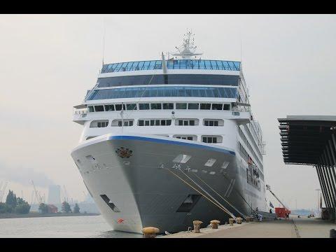 Oceania Cruises Nautica- inside