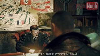 Sniper Elite Nazi Zombie Army Intro HD