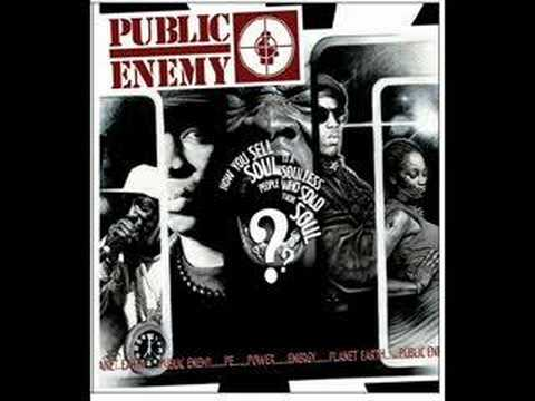 Public Enemy - Sex, Drugs & Violence