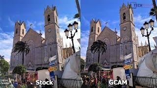 Google Camera On Redmi Note 7 Vs Stock Camera App Comparison