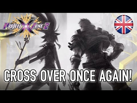 Project X Zone 2 - 3ds - Cross Over Once Again! (english Announcement Trailer) video