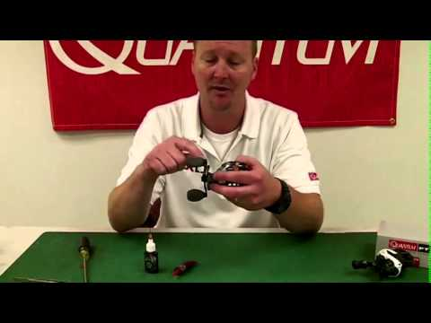 Quantum Tips: Basic Baitcast Lubrication