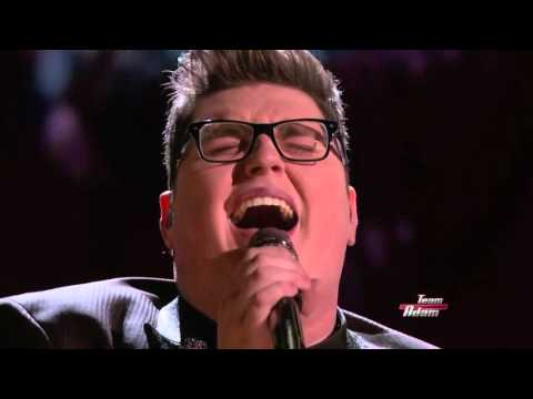 The Voice USA 2015 - Winner - Jordan Smith Sings 'Somebody To Love' By Queen