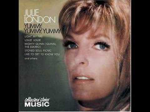 Julie London Yummy Yummy Yummy 1969 video