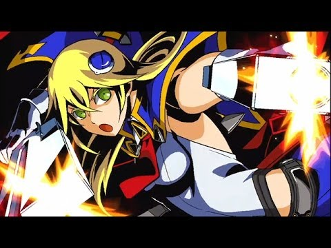 Blazblue Chrono Phantasma: All Astral Heats [english] video