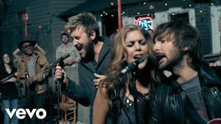 Lady Antebellum Video - Lady Antebellum - Love Don't Live Here