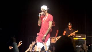 download lagu August Alsina Let Me Hit That/numb Texas Southern Homecoming gratis