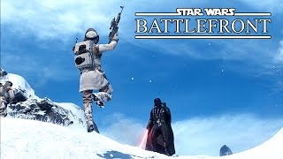 Star Wars Battlefront - Random Moments #9 (Vader Knows Best!)