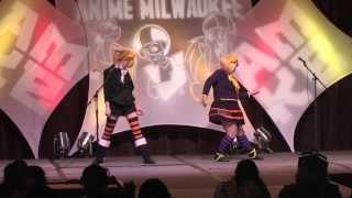 Anime Milwaukee 2014 - Skit 03 - Trick and Treat