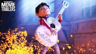COCO | Teaser Trailer for upcoming Disney Pixar Movie