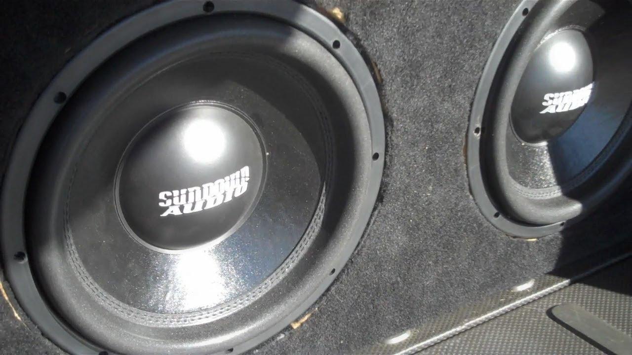 Sundown Audio Zv4 12 2 12 Sundown Audio Sa12s