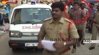 Prisoner Attends To Inter 2nd Year Exams in Karimnagar