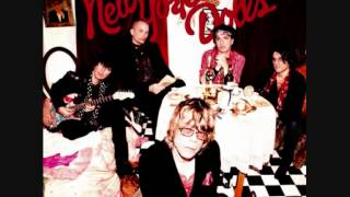 Watch New York Dolls Making Rain video
