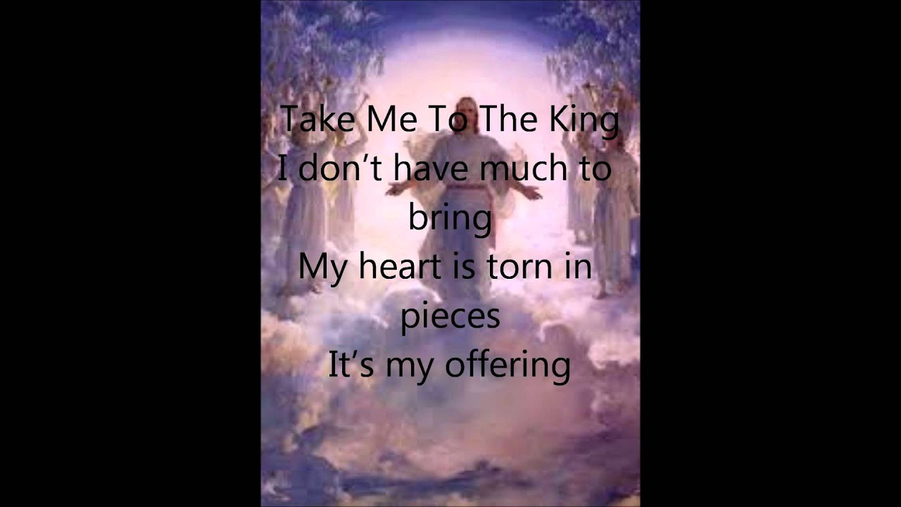 maxresdefault jpgTamela Mann Take Me To The King Lyrics