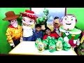 Huevo Gigante Sorpresa De Toy Story Y Juguetes De Cara De Papa mp3