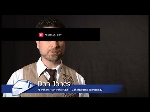 Don Jones' Top 5 PowerShell Cmdlets