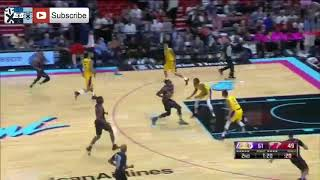 Miami  Heat vs Los Angeles Lakers 11-18-2018 FULL Game HIGHLIGHTS