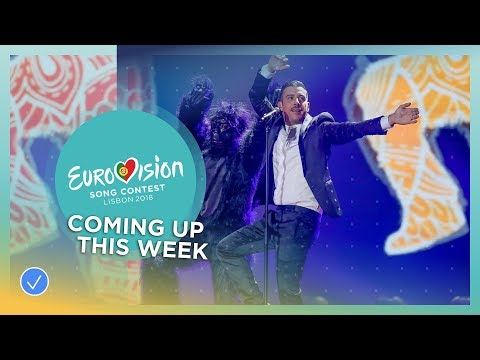 Coming up this week: Eurovision selections from 9 to 15 February